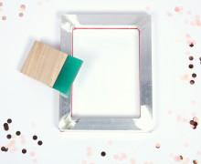 DIY Siebdruck Rahmen - A5 - inkl. Rakel