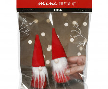 Mini Kreativ Set 23 - Weihnachtswichtel - Wunschgeschenk