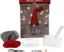 Mini Kreativ Set 25 - Graubart Wichtel - Wunschgeschenk