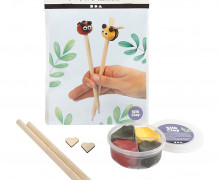 Mini Kreativ Set 4 - Stiftköpfe - Wunschgeschenk