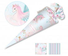 DIY-Nähset Schultüte - Unicorn Dreams - zum selber Nähen