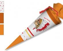 DIY-Nähset Schultüte - Indianer - zum selber Nähen