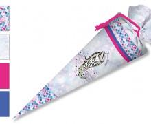 DIY-Nähset Schultüte - Meerjungfrau - zum selber Nähen