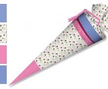 DIY-Nähset Schultüte - Blumenwiese - zum selber Nähen