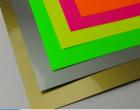 A4 PremiumFlex Bügelfolie - Neongelb