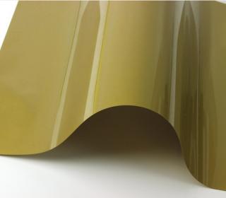 A4 PremiumFlex Bügelfolie - Gold