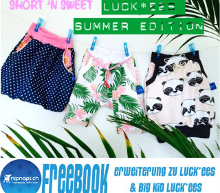 Freebook - Erweiterung Luckees Summer Edition - Freebie