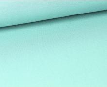 Viskose Jersey - Eisblau - Dunkel - leicht geraut