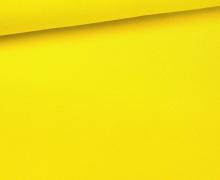 Hochwertiger Jersey - Gelb - 220gr. / m2