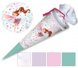 DIY-Nähset Schultüte - Sommerwind - zum selber Nähen