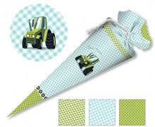 DIY-Nähset Schultüte - Traktor - zum selber Nähen