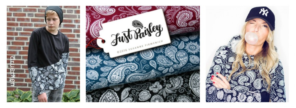 just paisley