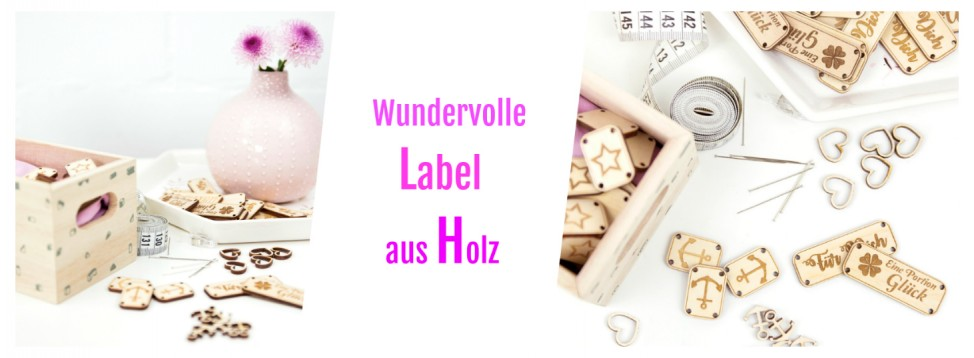 Label Holz