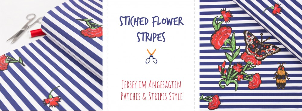 Flower Stripes