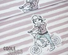 VORBESTELLUNG - Jersey - Coole Jungs - Biker - NIKIKO - Rapport - GOTS