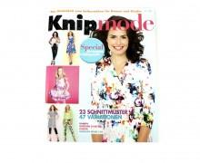 Dein Wunschgeschenk - Knipmode  - Zeitschrift mit tollen Schnitten für den Frühling