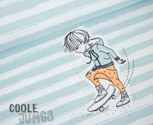 VORBESTELLUNG - Jersey - Coole Jungs - Skater - NIKIKO - Rapport - GOTS