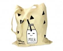 Dein Wunschgeschenk - Stoffbüddel - Milk - Flasche - Andrea Lauren