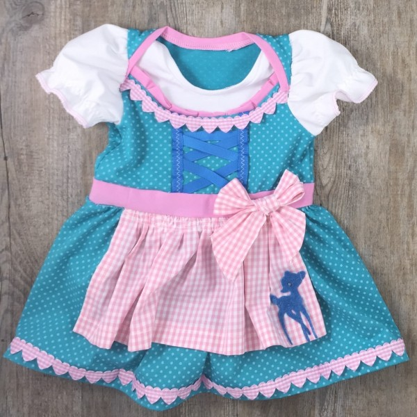 Ebook - Babykleid Dirndl Siggi 56-92