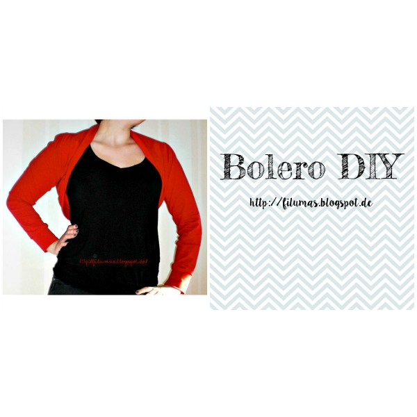 Ebook - Freebook Bolero DIY - Filumas