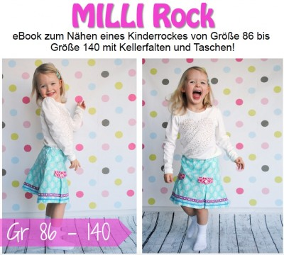 Ebook - Milli Kinderrock 86 - 140