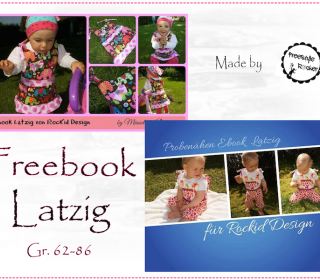 Freebook - Latzig Gr. 62-86