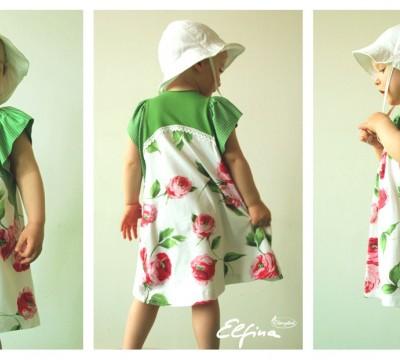 Ebook - Sommerkleid ELFINA Gr. 62 - 146