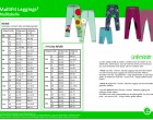 Ebook - Leggings MultiFit in 3 Weiten Gr. 68 - 152