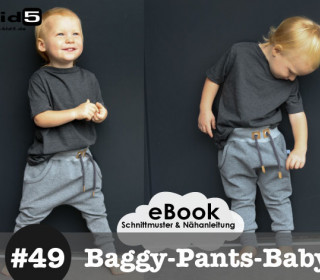 Ebook - #48 - Baggy-Pants-Baby Gr. 44 - 92