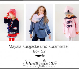 Ebook -  Unisex-Jacke-Mantel -