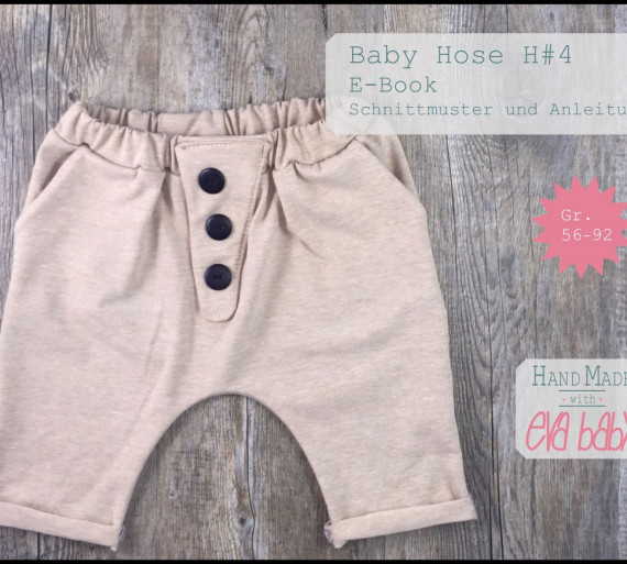 2edead665c ... Ebook - Babyhose H#4 Gr. 56-92. Previous. Produktbild