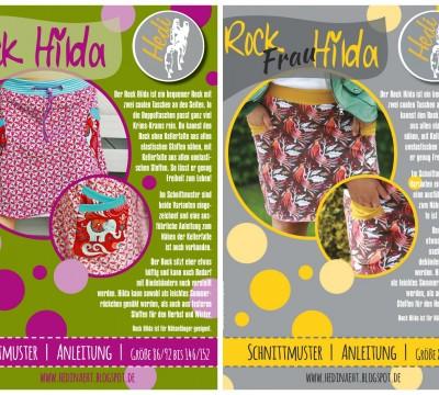 Ebook Kombi - Rock Hilda + Frau Hilda