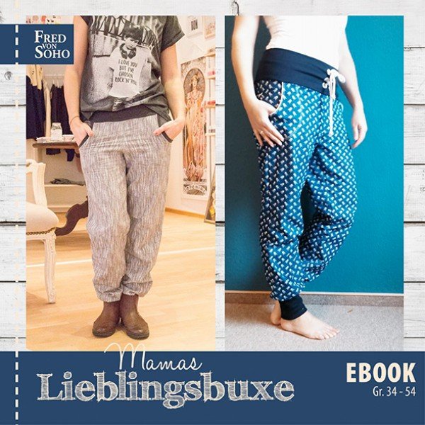 ebook mamas lieblingsbuxe. Black Bedroom Furniture Sets. Home Design Ideas