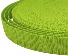 1 Meter Gurtband - Apfelgrün (234) - 30mm