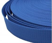 1 Meter Gurtband - Blau (340) - 40mm