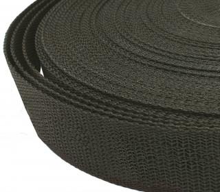 1 Meter Gurtband - Schwarz (332) - 40mm