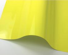 A4 PremiumFlex Bügelfolie - Zitronengelb