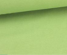 Glattes Bündchen - Schlauchware - Maigrün