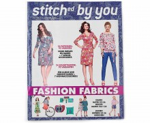 Dein Wunschgeschenk - Stitched by You - Zeitschrift mit Schnittmuster
