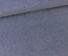 Jeans - Chambray - Uni- Jeansblau