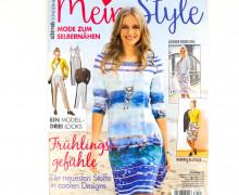 Dein Wunschgeschenk - Mein Style - Zeitschrift - Frühlingsgefühle - Nähtrends