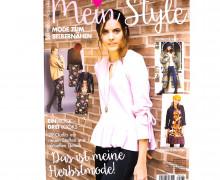 Dein Wunschgeschenk - Mein Style - Zeitschrift - Herbstmode - Nähtrends
