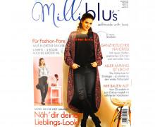 Dein Wunschgeschenk -Milliblu's - Zeitschrift - Lieblingslook - Nähtrends