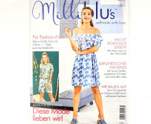 Dein Wunschgeschenk - Milliblu's - Zeitschrift - Sommerlooks - Nähtrends