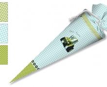 DIY-Nähset Schultüte - Trecker - zum selber Nähen