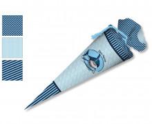 DIY-Nähset Schultüte - Hai - zum selber Nähen