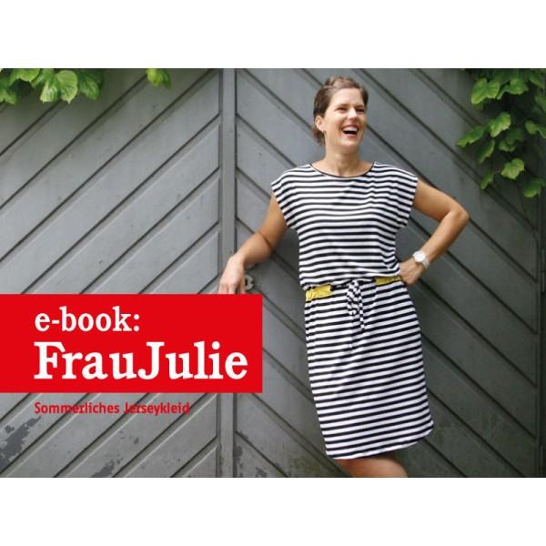 Schnittmuster kleid frau julie – Beliebte Jugendkleidung 2018