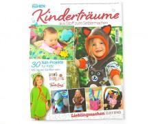 Dein Wunschgeschenk - Kinderträume  - Zeitschrift inkl. Schnittmustern