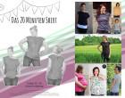 Ebook - Das 20 Minuten Shirt - Grössen 32 – 50