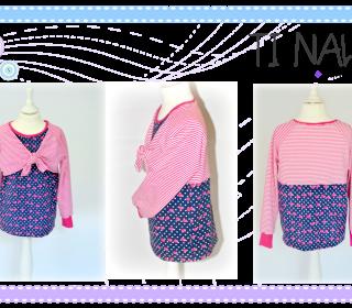 E-Book Bolero-Shirt Kimmy Gr 110-140